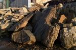 Kamień ogrodowy łamany