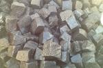 Kostka granitowa czarna szwed 4-6, 8-11