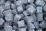 Kostka granitowa szara, wymiary 4-6 7-9 8-11 15-17